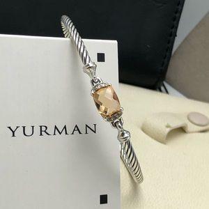 David Yurman Cable Bracelet Wheaton 3mm
